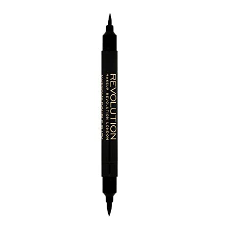 Thick And Thin Dual Liquid Eyeliner by Revolution Beauty #10