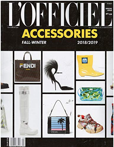 - L'OFFICIEL Accessories Fall Winter 2018 2019