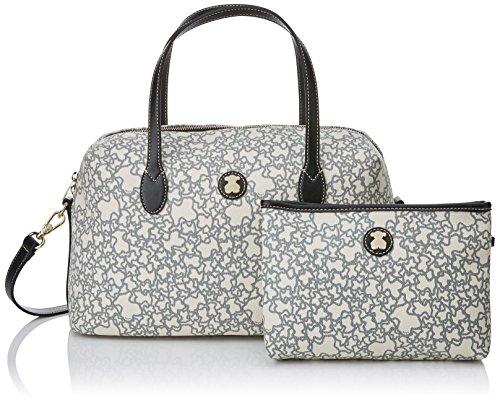 b4157dbeb Tous Bowling mediano Kaos Mini, Women's Bag, Beige: Handbags: Amazon.com