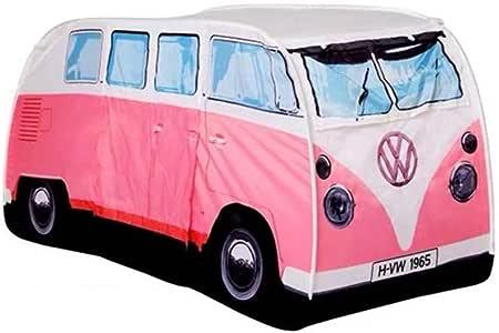 WYFDM Tienda de campaña de Juguete para niños con autobús para el Coche, Impermeable, para Cuna y para el Aire Libre, para Picnic: Amazon.es: Hogar