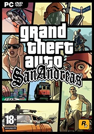 download gta san andreas game for windows 7 professional