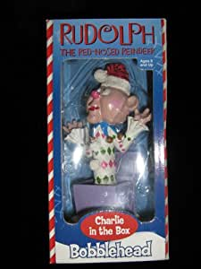 Amazon Com Rudolph The Red Nosed Reindeer Charlie In