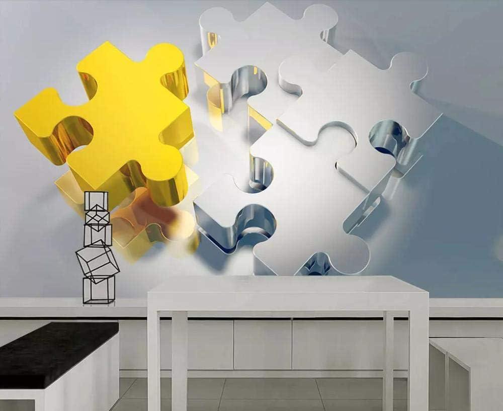 3d Wallpaper Photo Mural Geometric Wall Sticker For Living Room Bedroom