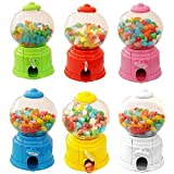 Cute Sweets Mini Candy Machine Bubble Gumball Dispenser Coin Bank Kids Toy Money Saving Box Gift Toys