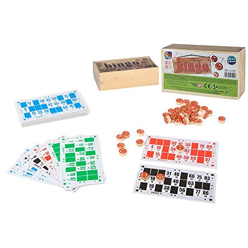 GAMES & TOYS Bingo 36 tickets by GAMES & TOYS