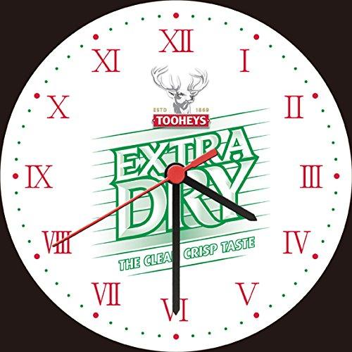 tooheys-extra-dry-beer-logo-wall-clock