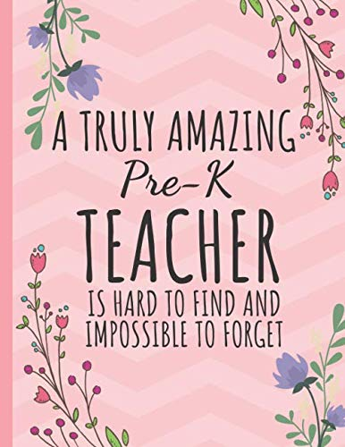 A Truly Amazing Pre-K Teacher: Perfect Year End