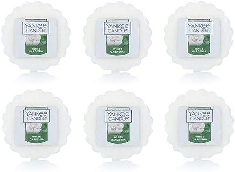 ** yankee candle wax Tart-Blanc Gardenia **