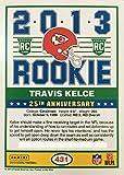 Travis Kelce 2013 Score Mint ROOKIE Card #431