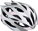 Avenir Mercer Helmet, Silver/Pink, Medium/Large/58-62-cm