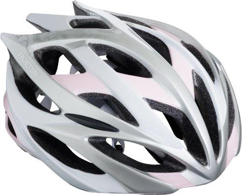 Avenir Mercer Helmet, Silver/Pink, Medium/Large/58-62-cm For Sale