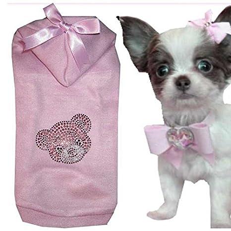 Talla XS Nicki Perros Chaqueta Ropa para Perros Perros – Sudadera para mujer & # x2665