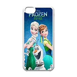 Custom Phone Case Frozen Fever For iPhone 5C F55242