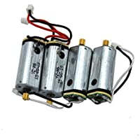 Blomiky 4pcs 2*CCW+2*CW Motor for Yizhan Tarantula X6 and JJRC H16 RC Quadcopter Helicopter Drone Spare Parts X6