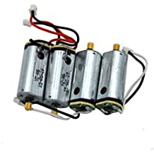 Blomiky 4pcs 2CCW+2CW Motor for I8HG Yizhan Tarantula X6 and JJRC H16 RC Quadcopter Drone Spare Parts X6