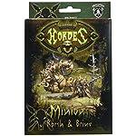 Privateer Press - Hordes - Minion: Lesser Warlock Rorsh & Brine Model Kit 6