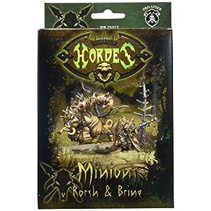 Privateer Press – Hordes – Minion: Lesser Warlock Rorsh & Brine Model Kit