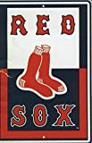 WinCraft Boston Red Sox Metal Sign, MLB