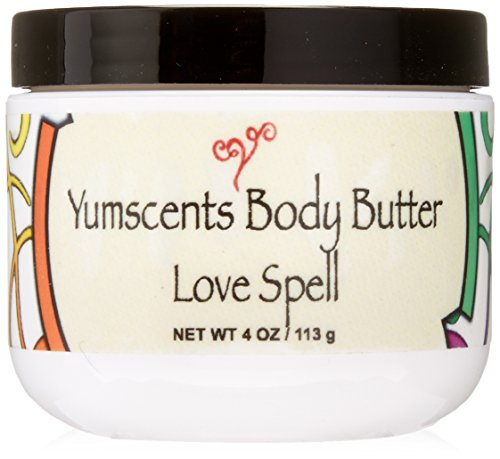 (Yumscents Body Butter, Love Spell, 4 Ounce )