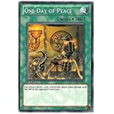 Yu-Gi-Oh! - One Day of Peace (PHSW-EN060) - Photon Shockwave - Unlimited Edition - Common