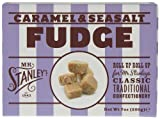 Mr Stanley's Caramel & Sea Salt Fudge 200g - Pack of 2