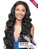 Outre Quick Weave Half Wig – MAXINE (1 Jet Black)