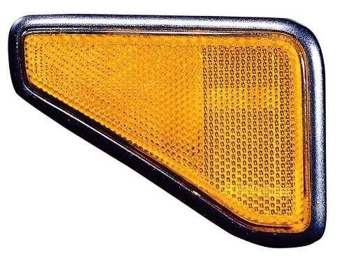 Depo 317-1414R-AS2 Honda Element Passenger Side Replacement Side Marker Lamp Assembly (Honda Element Side Marker)