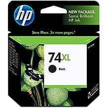 HP 74XL Ink Cartridge, Black