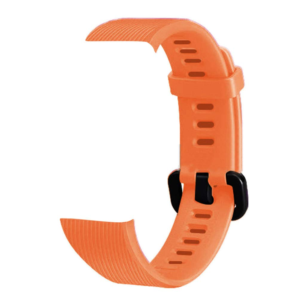 Correa de Reloj Deportivo de Silicona, jgashf Watch Straps ...