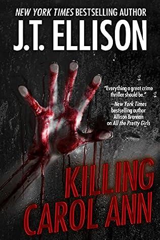 book cover of Killing Carol Ann