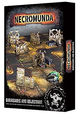 Necromunda: Barricades & Objectives by Warhammer