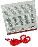 OFFICIAL Kabbalah Red String Evil Eye Protection Bracelet From Rachels Tomb in Israel - Kabbalah Center