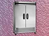 Master-Bilt MBF-72-S Fusion 3 Door Freezer, Stainless
