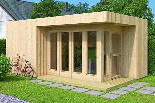 Allwood Arlanda XL | 227 SQF Garden House Kit