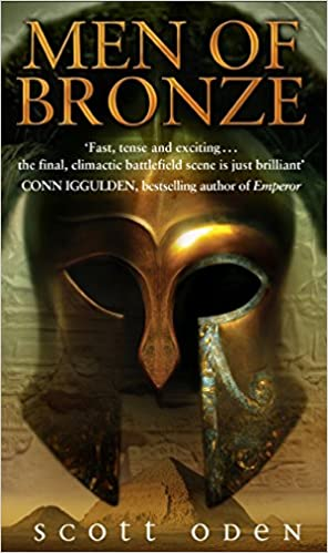 Book Men of Bronze