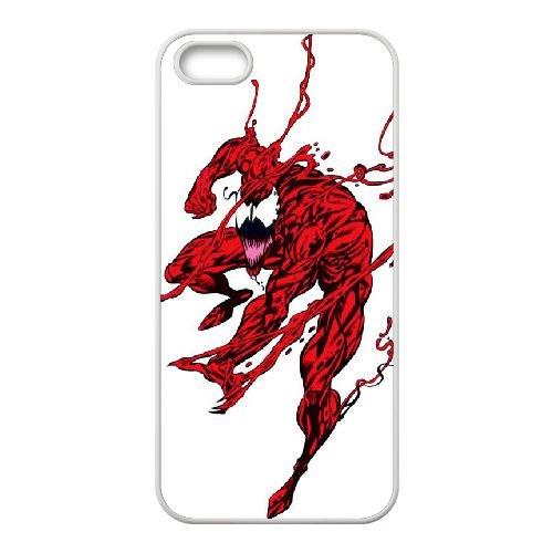 Pictures Of Spiderman 007 coque iPhone 5 5S Housse Blanc téléphone portable couverture de cas coque EEEXLKNBC18781
