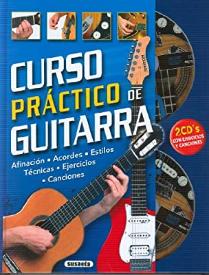 SUSAETA - Curso Practico de Guitarra (Inc.2 CD): Amazon.es ...