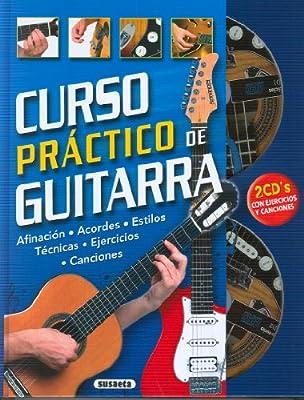SUSAETA - Curso Practico de Guitarra (Inc.2 CD): Amazon.es: SUSAETA: Libros