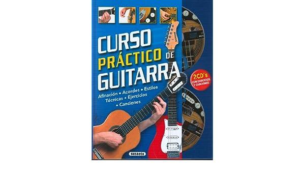 SUSAETA - Curso Practico de Guitarra (Inc.2 CD): Amazon.es ...