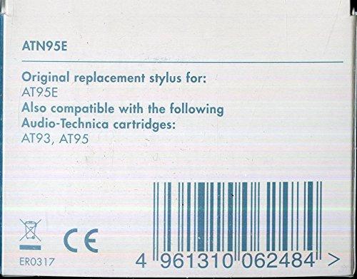Audio-Technica ATN95E Replacement Stylus for AT95E Cartridge
