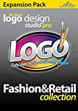 Logo Design Studio Pro Fashion & Retail Logo Templates (Expansion Pack For Logo Design Studio Pro Vector) [Download]