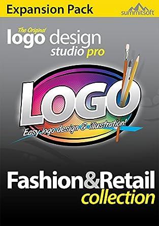 Amazon.com: Logo Design Studio Pro Fashion & Retail Logo Templates ...