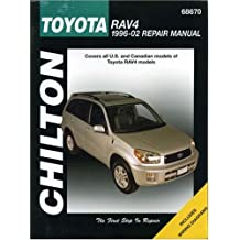 Toyota RAV4 1996-2002 (Chilton's Total Car Care Repair Manual)