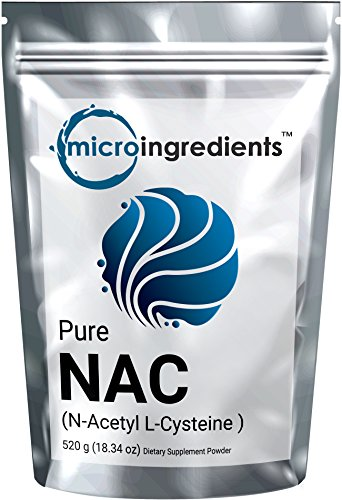 Micro Ingredients N Acetyl L Cysteine Powder