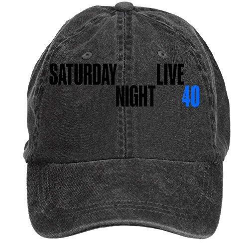 Tommery Unisex Saturday Night Live Logo Hip Hop Baseball (Snl Halloween Ideas)