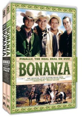 Bonanza: The Official Complete Fifth Season