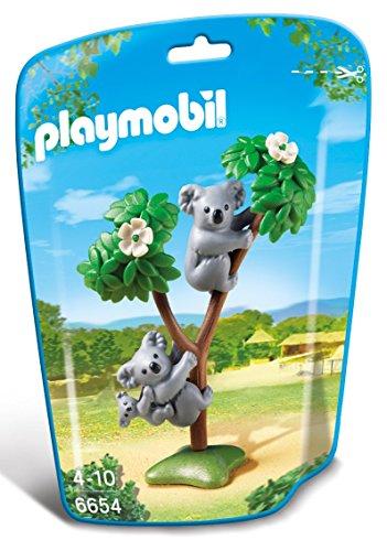 Playmobil-6654P-Playmobil-Familia-de-koalas-6654