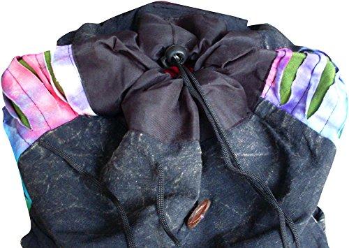 Flusso Naturale, Borsa A Tracolla Da Donna Multicolore Multicolore X-large