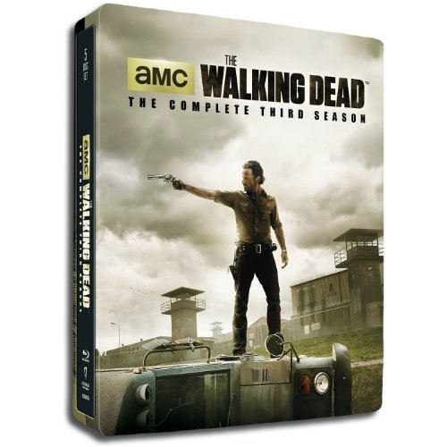 The Walking Dead: Season 3 (Limited Edition Blu-ray with SteelBook (Limited Edition Target)
