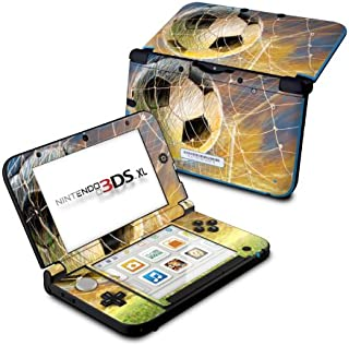 product image for Soccer - DecalGirl Sticker Wrap Skin Compatible with Nintendo Original 3DS XL